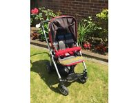 Mamas & Papas Sola Pushchair with Rain Cover