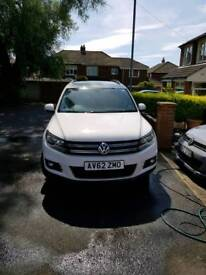 Vw Tiguan 2.0 TDI BLUEMOTION TECH DPF 140