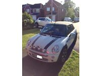 2007 Mini Convertible 1.6 Sidewalk 2dr for sale - EXCELLENT CONDITION
