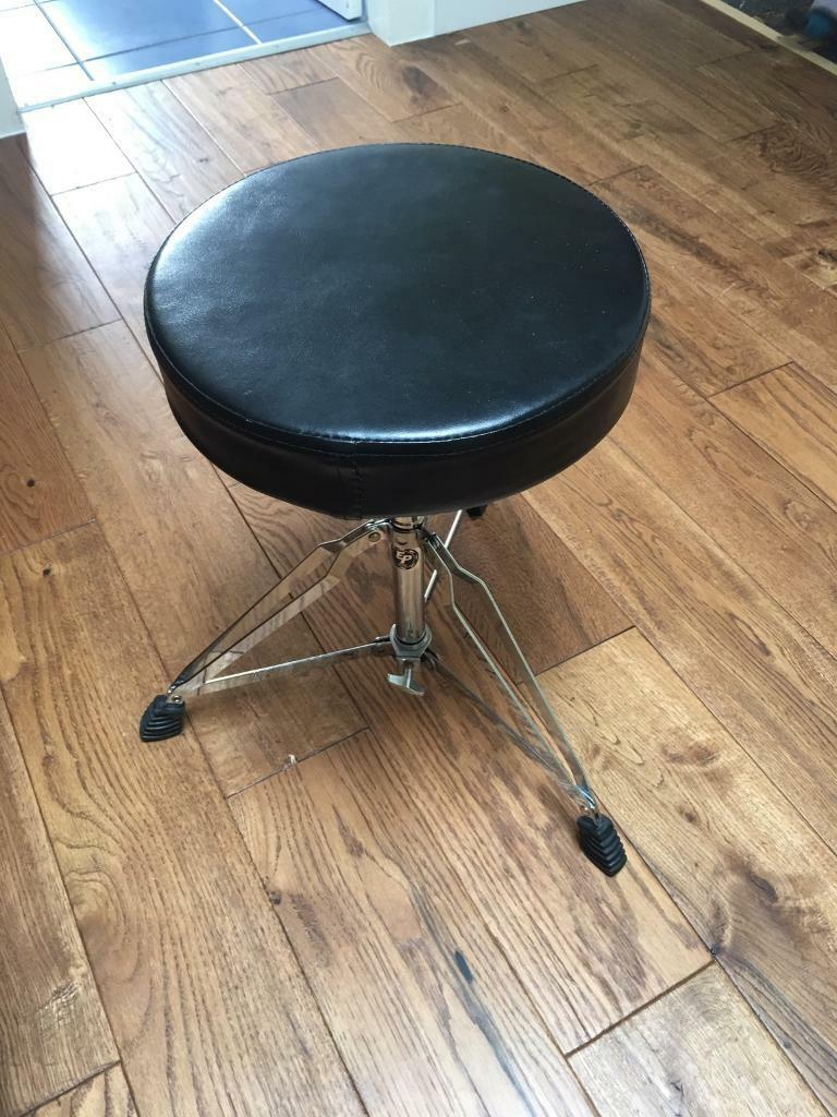 Guitar practice chair - Drum Throne Padded Music Chair Guitar Practice Seat Reduced