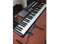 Midi keyboard Akai MPK61 Midi controller keyboard