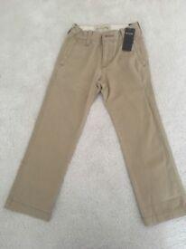 Boys Designer Abercrombie jeans age 5/6