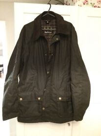 Rarely worn Large Barbour Ashby Jacket