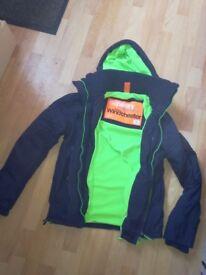 **SUPERDRY jacket size L**