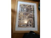 Frame 109 x 79 cm (lovely large picture of venice)