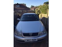 Vauxhall Omega for spares/repairs