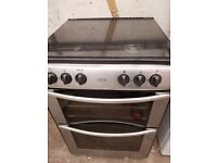 Belling gas cooker and oven