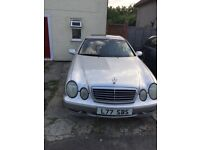 Mercedes -Benz CLK ,Automatic only 86miles