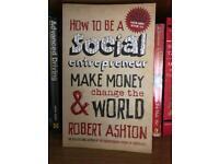 Book: How to be a Social Entrepreneur