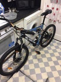 McKenzie downhill bike in good condition