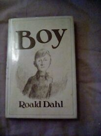 Roald Dahls Boy Published 1984