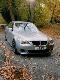 Bmw 545i rare msport! E60 5series 550i m5/535d Beast 333hp v8
