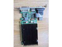 Geforce 8400GS 1GB DDR3 - HDMI DVI VGA