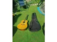 Magnum Guitars model ME850 acustic guitar good condition and fully working