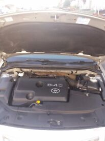 Toyota Avensis Diesel, Urgent