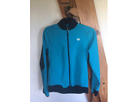 Ladies Pearl Izumi Elite winter cycling jacket (Peacock), brand new w/o tags, Size S - £50