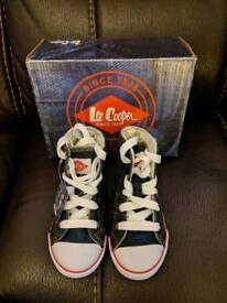 Lee Cooper New Toddlers Sneakers Size6