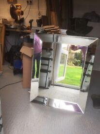Beautiful Bevel Edge Mirror