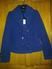 Newlook ladies jacket new size 8