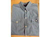 Paul Smith Designer Men's Shirt Size M. 100% Cotton.