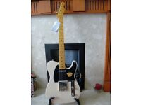 NEW FENDER SQUIER CLASSIC VIBE 50's TELECASTER VINTAGE BLONDE NEW WITH TAGS