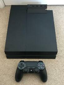 Sony PlayStation 4 + Controller - Mint Condition