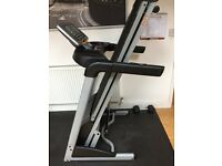 Fuel fitness silver treadmill £220 ono