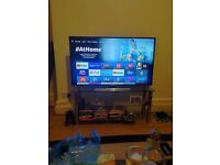 JVC fire edition 50inche 4k smart TV