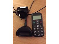 TTfone TT800, Big Button Easy Use Mobile Phone, Locked on EE Network