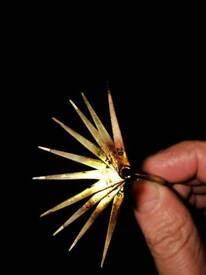 Gold testing needles for gold buyers