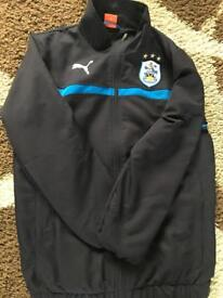 Small men's Huddersfield town rain coat