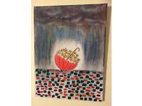 Original oil painting 'Hope Springs'