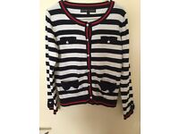 Brand new ralph lauren blue stripe jumper only £25