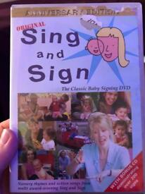 Sign and Sign DVD
