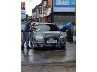 Audi a3 sportback 2.0tdi **NEW SHAPE **0 OWNERS ON LOG BOOK**