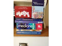 Anatomy and Health text books