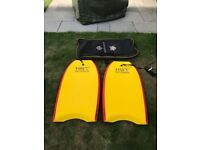 x2 Body Boards & Carry case | Hot Buttered Austalia