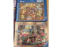 Bundle of Jigsaw puzzles - new & unopened