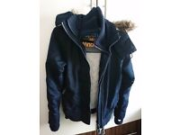 Superdry Windbomber Jacket (Microfibre)