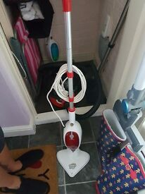 Power steam mop