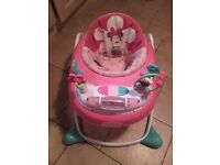 disney minnie mouse baby walker for sale