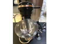Alfawise Food Stand Mixer Dough Blender, 5.5 L 1090W MAX, 6 Speeds Noiseless