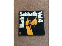 Record black sabbath vol 4