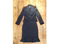 Ladies Next navy tailored suit