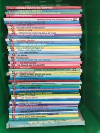48 Disney books