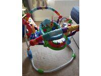 Baby Einstein baby bouncer chair.