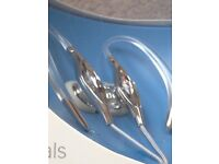 ( New and Sealed ) Philips and Swarovski active crystals ear hook headphones Mirage SWS6000/00