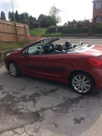Peugeot 207 cabriolet £1400 ono
