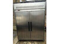 Williams double door commercial freezer