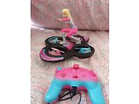 Barbie star light adventure flying hoverboard